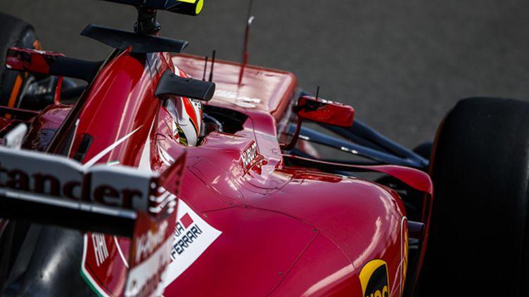 La Ferrari F14T (FLORENT GOODEN / DPPI MEDIA)