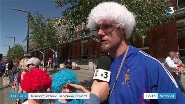Nord : Benjamin Pavard attendu à Jeumont