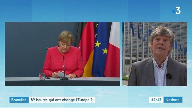 Plan de relance adopté : retour sur 89 heures qui ont changé l'Europe
