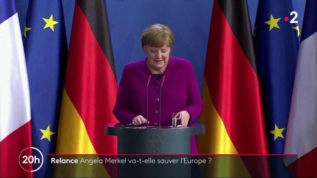Relance : Angela Merkel va-t-elle sauver l'Europe ?
