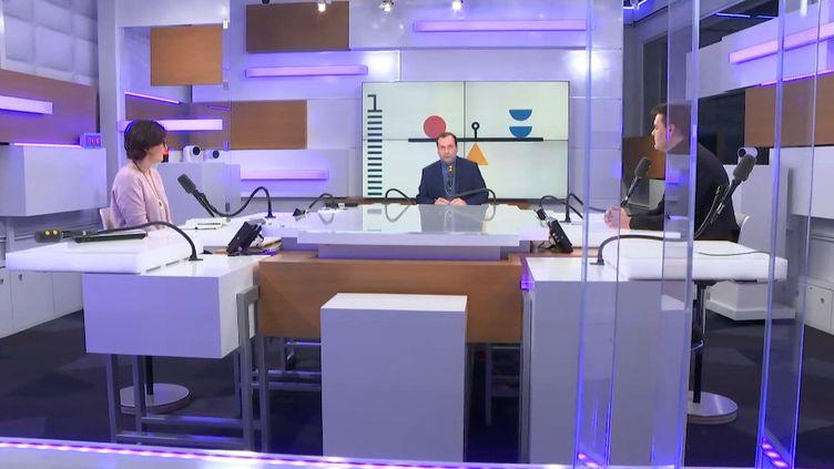Les débats de l'éco du dimanche 9 février 2020. (FRANCEINFO / RADIOFRANCE)