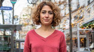 Isabelle Saporta en novembre 2019. (AURELIEN MORISSARD / MAXPPP)