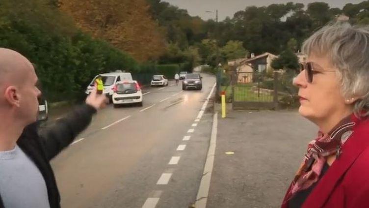 Inondations : la lourde tâche des maires (FRANCE 2)