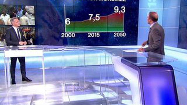 Nous serons 9,3 milliards sur Terre en 2050