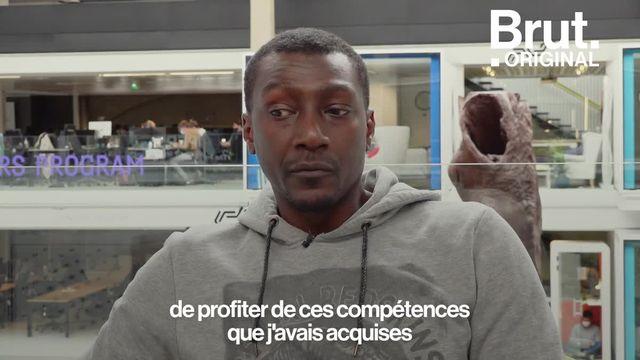 Pendant 20 ans, Tally Fofana a volé des voitures pour les revendre à des particuliers. Après deux ans passés en prison, il a eu l'idée d'inventer un anti-vol connecté. Il raconte.