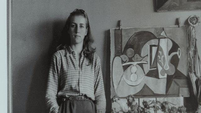 Exposition  Françoise Gilot