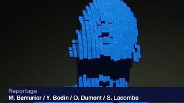 """""""L'art de la brique"""" : une exposition Lego qui séduit petits et grands"""