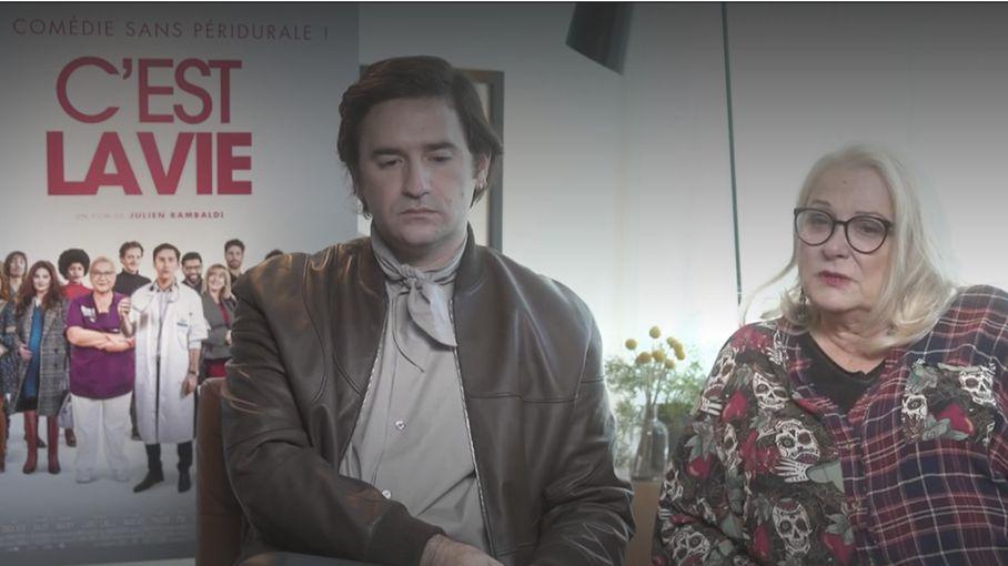 """""""C'est la vie"""", une jolie comédie autour de Josiane Balasko en sage-femme"""