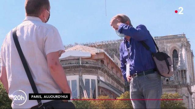 Tourisme : inquiétude des guides conférenciers face à la crise
