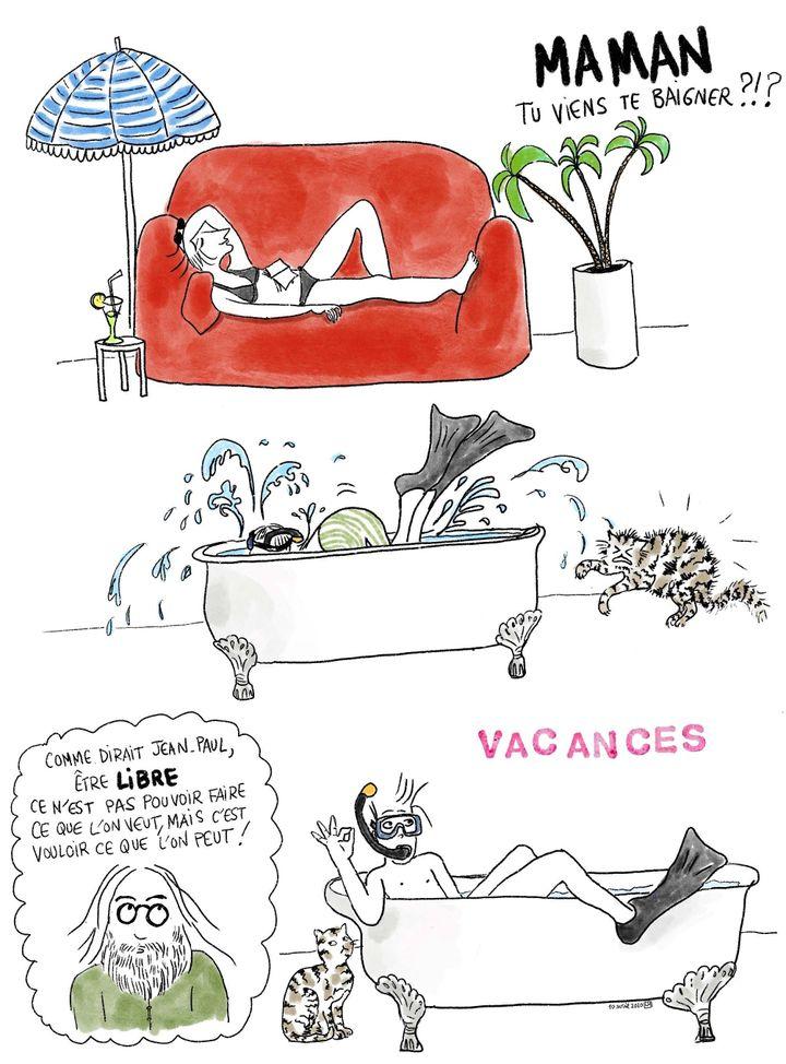"""En confinement avec un ado, """"Les chroniques d'Angelo, jour 23, 10 avril 2020 (Laurence Houot / FRANCEINFO CULTURE)"""