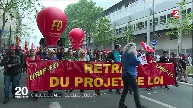 Loi Travail : le dialogue entre syndicats et gouvernement au point mort