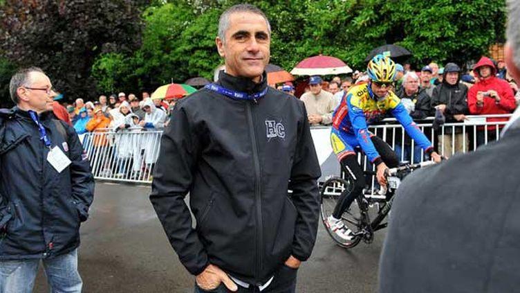 Laurent Jalabert, victime d'un accident à vélo à Montauban, a été opéré avec succès de ses multiples fractures.