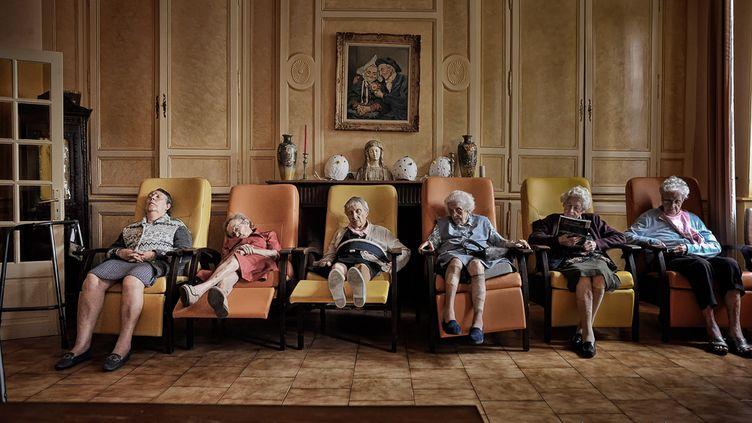 L'exposition de Didier Carluccio à partir du 8 novembre à la Galerie Fait et Cause à Paris. (Didier CARLUCCIO)
