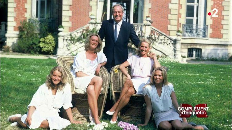 Complément d'enquête. Jean-Marie Le Pen : toutes les femmes de sa vie (FRANCE 2 / FRANCETV INFO)