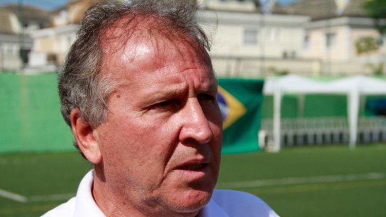 L'ancien N.10 de l'équipe du Brésil, Zico