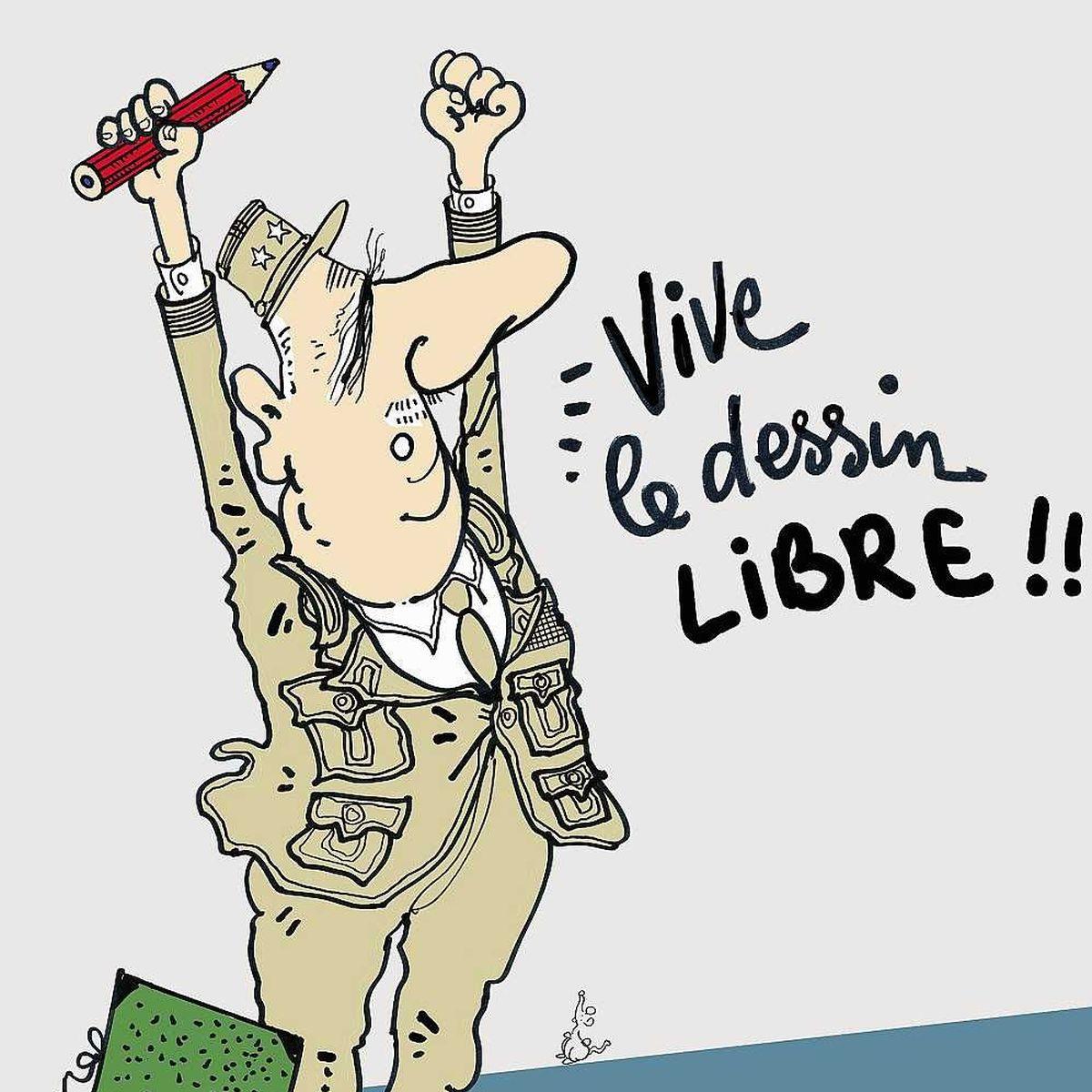 Vive Le Dessin Libre Les Caricatures Du General De Gaulle A Colombey
