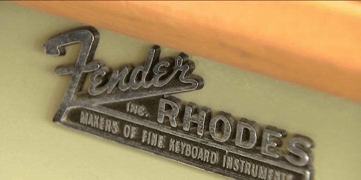 Le piano Fender Rhodes a triomphé dans le jazz dans les années 70  (France 3)