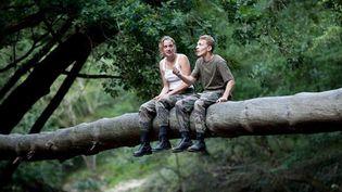 """Adèle haenel et Kevin Azaïs dans """"Les Combattants"""" de Thomas Calley  (Julien Panie / Haut et Court)"""