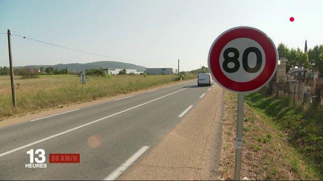 80 km/h : Édouard Phillipe se dit ouvert à un assouplissement