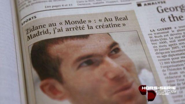 """Complément d'enquête. Quand le clan Zidane menace au téléphone un journaliste du """"Monde"""""""