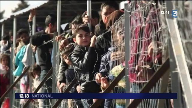 Migrants : la Grèce débordée