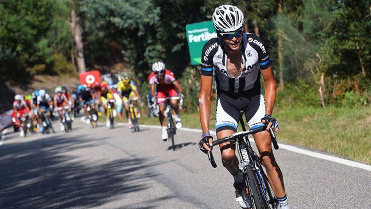 Warren Barguil ici sur la Vuelta 2014 (DE WAELE TIM / TDWSPORT SARL)