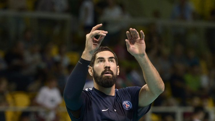 Nikola Karabatic, (FREDERICK FLORIN / AFP)