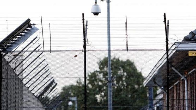 Vue extérieure de la prison de Tillburg, aux Pays-Bas. (RTBF)