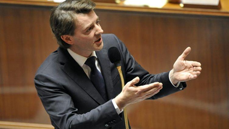 Le ministre de l'Economie, François Baroin (archives) (AFP - Mehdi FEDOUACH)