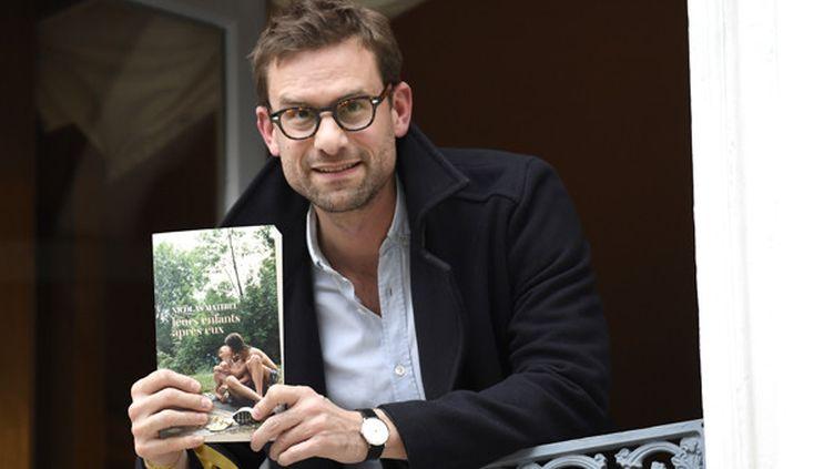 Nicolas Mathieu lauréat du prix Goncourt  (ERIC FEFERBERG / AFP)