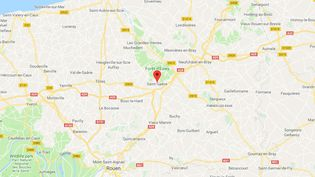 Saint-Saëns, en Seine-Maritime. (GOOGLE MAPS)
