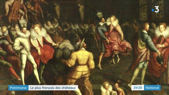 Patrimoine : le plus français des châteaux