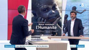 L'affiche du film d'Alexandre Dereims (France 3)