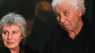 Ilya et Emilia Kabakov invités de Monumenta en 2014.  (Fomichev Mikhail/Ria Novosti)