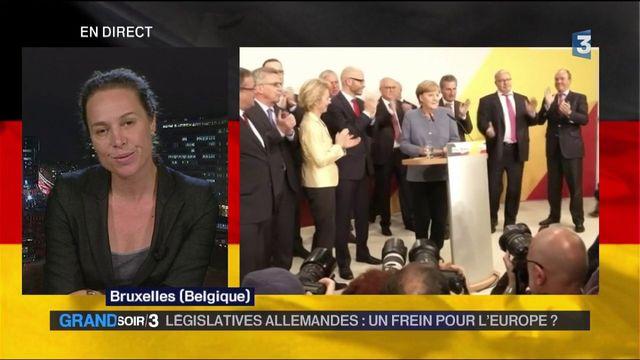 """Allemagne : """"L'AfD n'annonce pas un effondrement de la démocratie"""""""