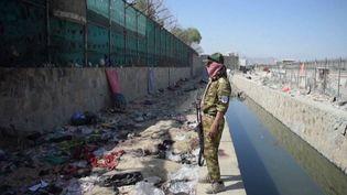 Afghanistan : chaos à Kaboul au lendemain de deux attaques terroristes (France 3)