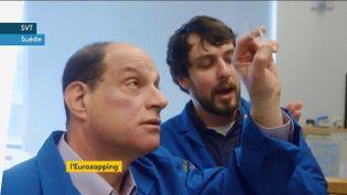 Deux chercheurs américains ont remporté le prix Nobel de médecine. (FRANCEINFO)