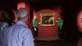 Le musée du Louvre-Lens a créé des vocations chez certains habitants. (CAPTURE D'ÉCRAN FRANCE 2)