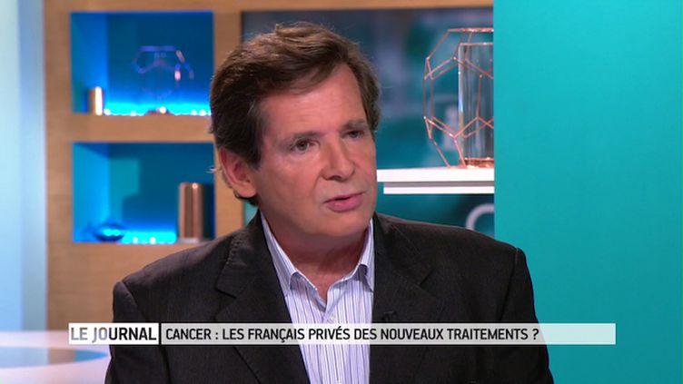 Entretien avec Jean-Pierre Thierry, conseiller médical de France Assos Santé