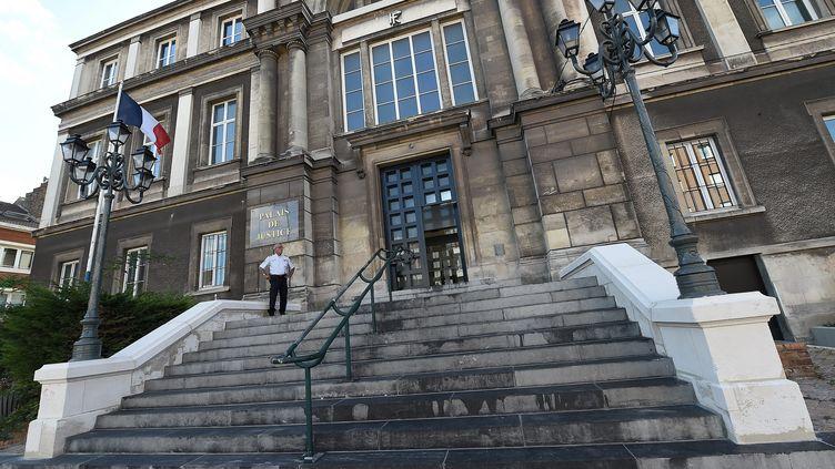 Palais de Justice de Dunkerque, le 9 septembre 2016. 5photo d'illustration) (MAXPPP)
