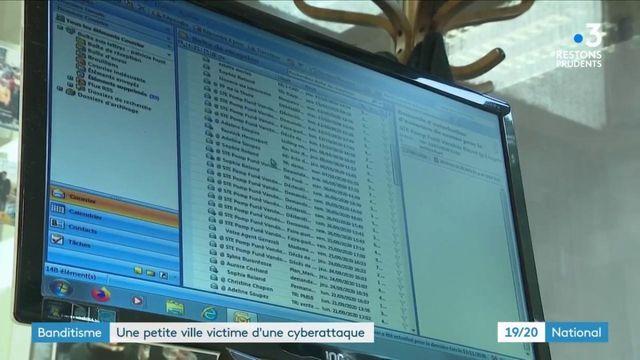 Cyberattaques : les communes de plus en plus victimes du rançonnage
