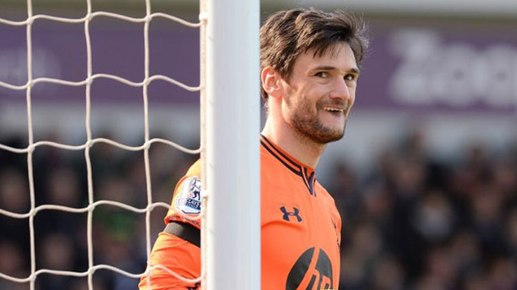 Le gardien de Tottenham Hugo Lloris