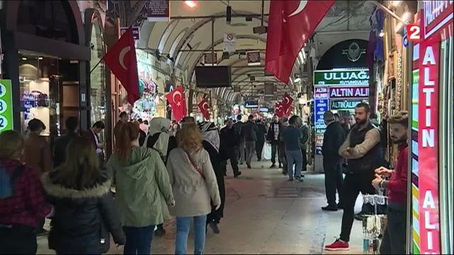 À la rencontre d'une Française qui travaille dans le Grand Bazar d'Istanbul