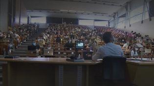 Liberté académique (FRANCEINFO)