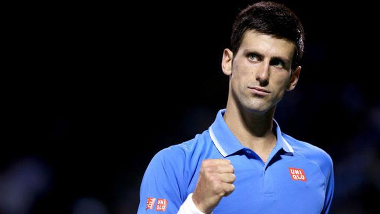 Le numéro 1 mondial Novak Djokovic