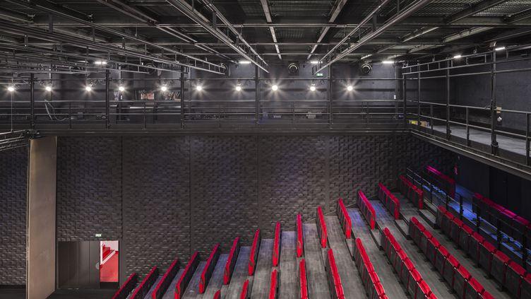 La salle Firmin-Gémier du théâtre national de Chaillot. (SERGIO GRAZIA / THEATRE NATIONAL DE CHAILLOT)
