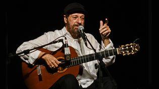 João Bosco en concert à São Paulo en mars 2013  (Lola Oliveira / Brazil Photo Press / AFP)