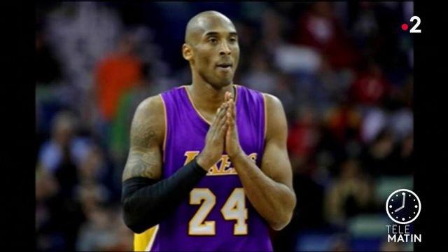Basket : les hommages à Kobe  Bryant se multiplient