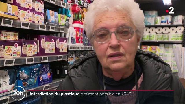 Emballages plastiques : leur interdiction est-elle vraiment possible d'ici 2040 ?