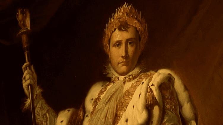 Un empereur amoureux des beaux objets qui devaient traduire le prestige de son règne  (France 3 Culturebox (capture vidéo))